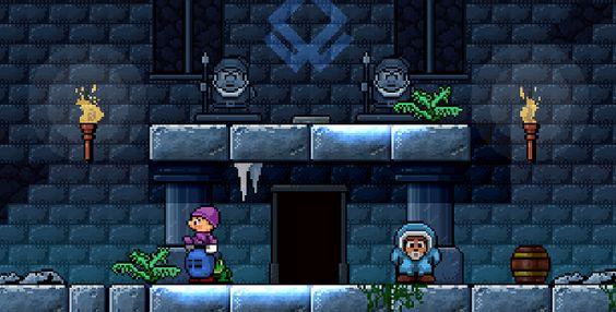 O jogo conta com um sistema de atualização de inspiração semelhante a Metroid, tem também templos baseados em Zelda, e uma jogabilidade altamente inspirada no clássico europeu de plataformas da série Dizzy.