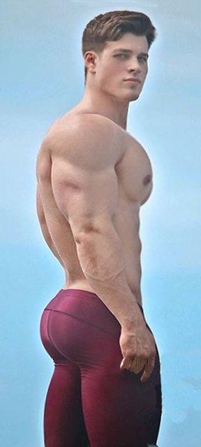 Male bubble butt