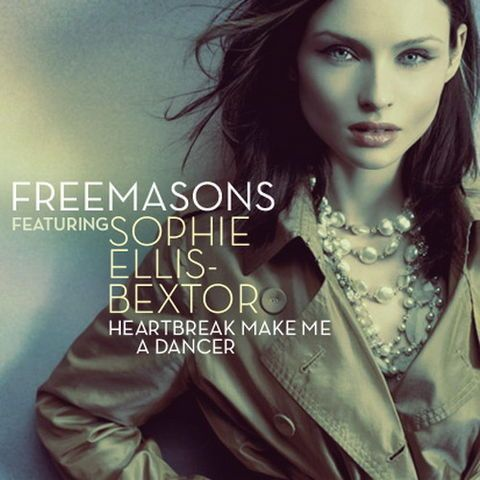 Freemasons, Sophie Ellis-Bextor – Heartbreak (Make Me a Dancer) (single cover art)
