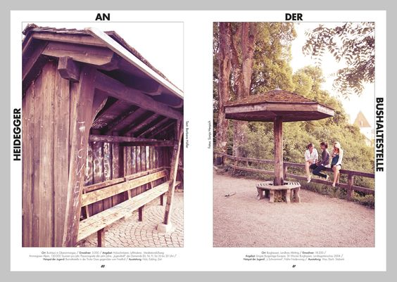 """Michael Gollong – MUH No. 2-2011 """"Dorfjugend"""", Fotos: Sonja Herpich - Leadawards 2012 / Auszeichnung / Architektur - und Stilllife-Fotografie des Jahres."""