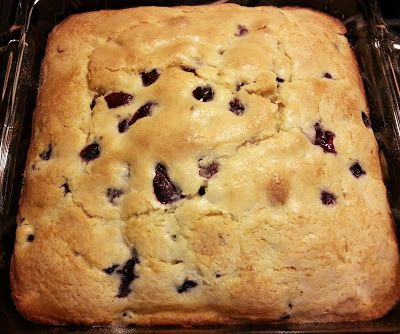 Blueberry Breakfast Bake - From ABCs to ACTs