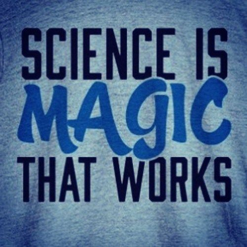Hooray for Magic