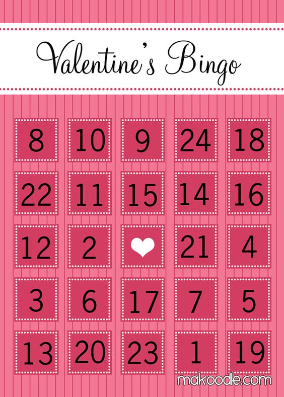 valentine game for toddlers