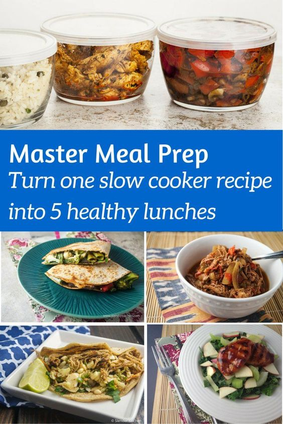 Meal Prep Kitchens And Slender Kitchen On Pinterest