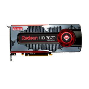 DIAMOND AMD Radeon™  HD 7870 GHz Edition PCIE 2G GDDR5 Video Graphics Card. http://www.diamondmm.com/7870PE52G.php