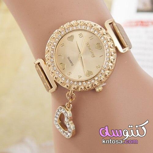 ساعات يد بنات صور ساعات حريمي أكسسوارات حريمي جديدة أكسسوارات ساعات شيك Bracelet Watch Accessories Quartz