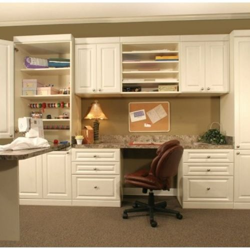 The 25+ Best Traditional Home Offices Ideas On Pinterest | Office Built  Ins, Double Desk Office And Craft Room Design
