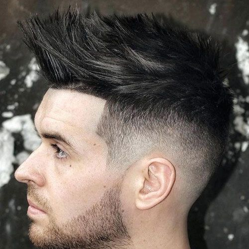 45 Best Spiky Hairstyles For Men 2020 Guide Mens Hairstyles Hair Styles Spiky Hair