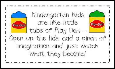 Great welcome to school or Kindergarten round up gift.