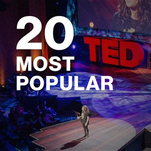 The most popular talks of all time
