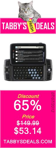 Sidekick LX 2009 PV300 Unlocked Phone with 3G Support, QWERTY Keyboard and GPS - No Warranty - Gray $53.14