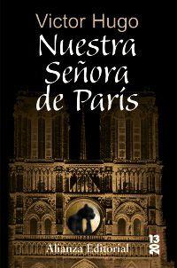 """EL LIBRO DEL DÍA:  """"Nuestra señora de París"""", de Victor Hugo   ¿Has leído este libro? ¿Nos ayudas con tu voto y comentario a que más personas se hagan una idea del mismo en nuestra web? Éste es el enlace al libro: http://www.quelibroleo.com/nuestra-senora-de-paris ¡Muchas gracias! 12-5-2013"""