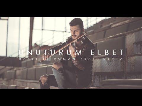 Unuturum Elbet Rafet El Roman Feat Derya Violin Cover By Andre Soueid Youtube Violin Youtube Cover