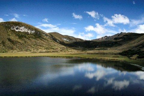 paisajes naturales en Colombia -