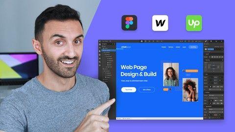 Web Design Figma Webflow And Freelancing In 2020 Online Web Design Courses Web Design Freelance Web Design