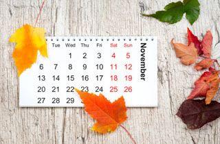 كيف سيكون حظك لهذا الشهر وماذا يخبئ لك برجك في عالم الفلك إليك توقعات الأبراج لشهر تشرين الثاني نوفمبر 2017 من ماغي فرح الحمل 21 10 Things November Event