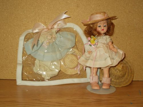 Lot B118 1958 Limited Edition Fab Detergent Ginny Doll w/Outfit No Box