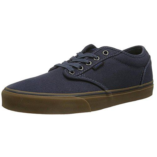 vans mens atwood shoe navy white