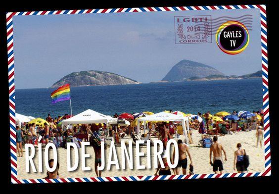 La fiesta del Orgullo convoca cada año 2 millones de personas en Copacabana, pero durante todo el año, Rio de Janeiro y muy especialmente la zona de Ipanema, brillan con los colores del arcoiris. El eje de la vida gay se ubica en la calle Farme de Amoedo y la cercana Playa Farme.