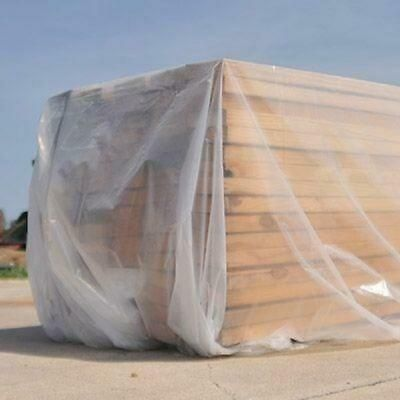 Hdx 10 Ft X 25 Ft Clear 6 Mil Plastic Sheeting Rshd610 25c The Home Depot Plastic Sheets Plastic 10 Things