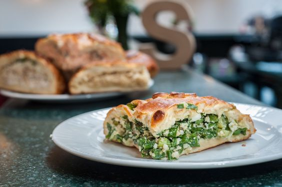 Savoury Pies (Small, Large, or Whole) - Spring Onions