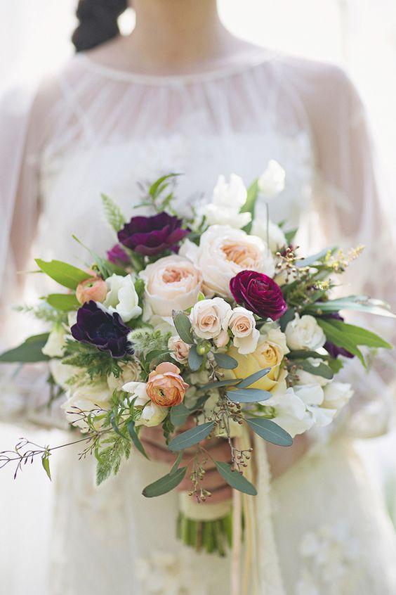 Roses In Garden: Erica Elizabeth Designs Romantic Wedding Accessories