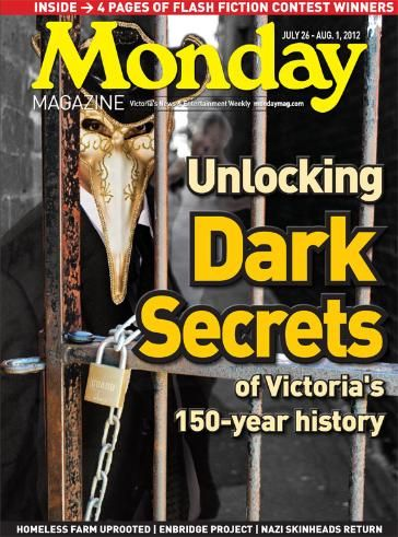 unlocking the dark secrets of Victoria