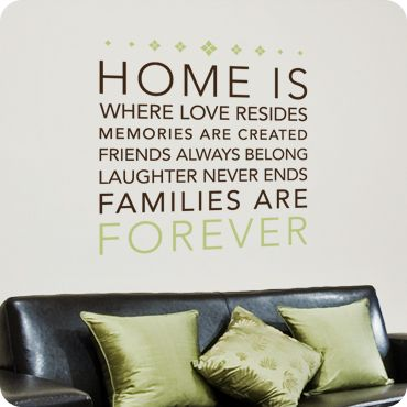 love this for a new livingroom quote