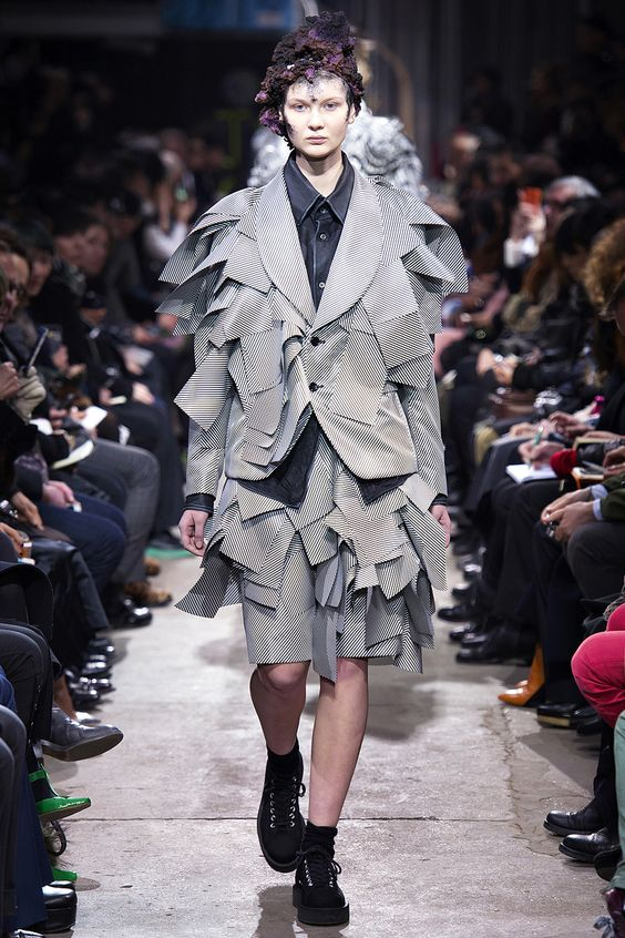 Comme des Garcons fall 2013 RTW