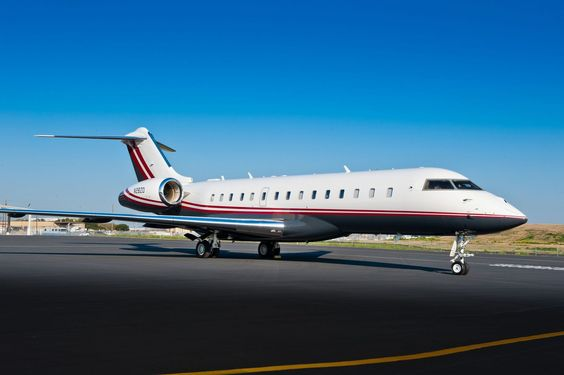 2007 Bombardier Global Express XRS for sale in Austin, TX USA => http://www.airplanemart.com/aircraft-for-sale/Business-Corporate-Jet/2007-Bombardier-Global-Express-XRS/10434/