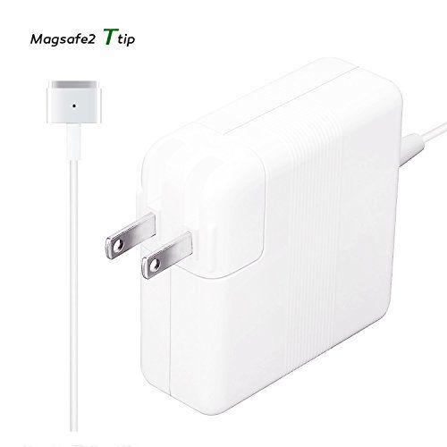 Macbook Air Charger 45w Magsafe 2 T Tip Power Adapter For Macbook Air 11 13 Inch White Macbook Air Charger Magsafe Macbook Air 11