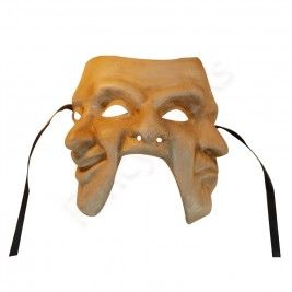 Classic Triple Face Mask - Front View