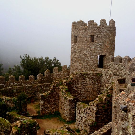 Castle in Sentra Portugal