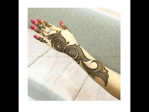 أجمل صور نقش حناء Henna Henna Tattoo Designs Mehndi Art Designs