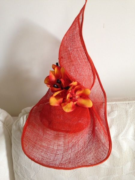 'Anna' by PIPPA SHEEHAN #millinery #hats #HatAcademy