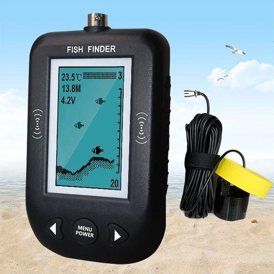 erchang sonar fish finder smart sonar fish finder water, Fish Finder