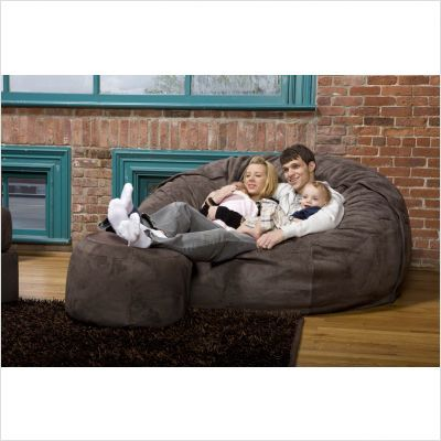 Love sac - I used to have one of these. Took over my living room :)