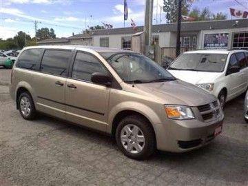 2008 Dodge Grand Caravan SE Minivan 4D