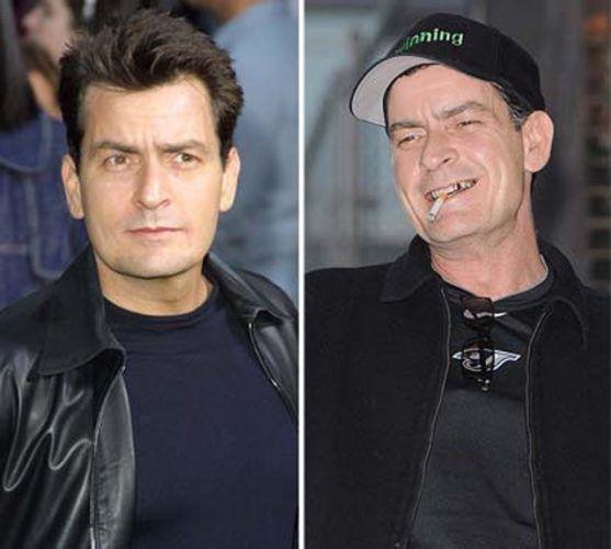 actors adictos a las drogas antes y despues de adelgazar