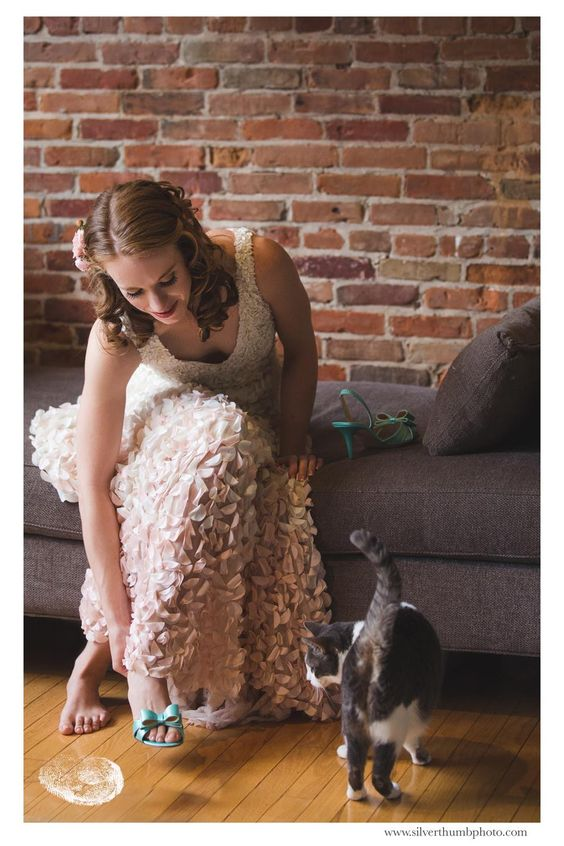 Love this BHLDN dress from a recent Ann Arbor wedding. http://silverthumbphoto.com/blog/best-of-2014/