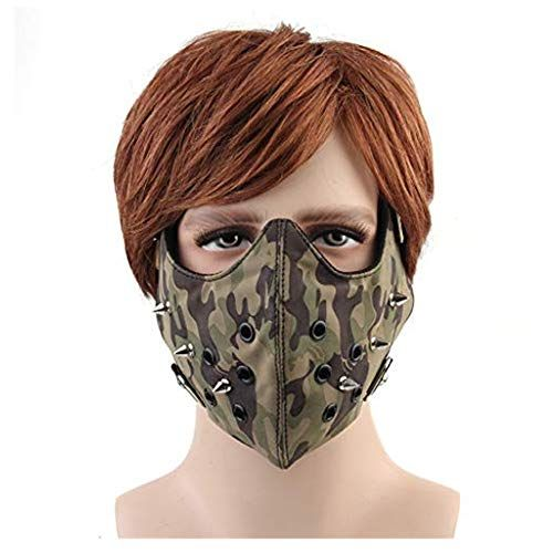 Masque Dali Mask Salvador Dali R/éaliste Visage Latex Masque La CASA De Papel No/ël Halloween Soir/ée Dr/ôle Costumes Cosplay
