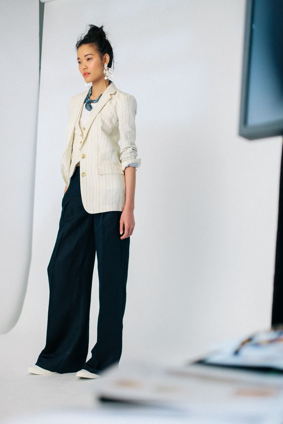 J.Crew women's spring/summer 2016 collection.