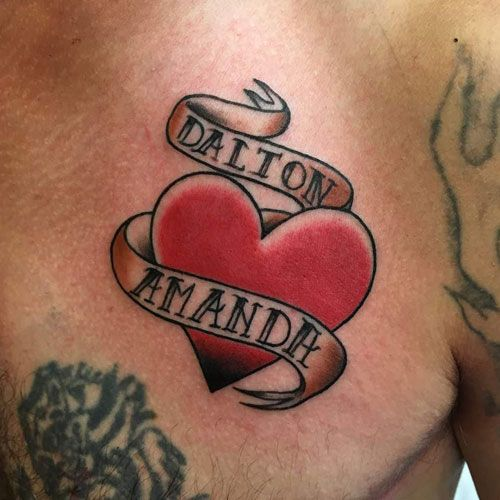 101 Cool Tattoos For Men Best Tattoo Ideas Designs For Guys 2020 Heart Flower Tattoo Cool Tattoos For Guys Tattoos For Guys
