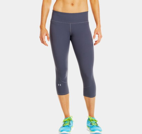 "Women's UA Run Stretch Woven 17"" Capri"