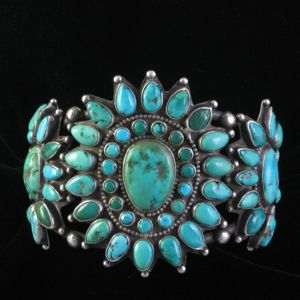 1930 Zuni.....my mom gave me a real Zuni ring 4 years ago and it's my favorite ever!!!