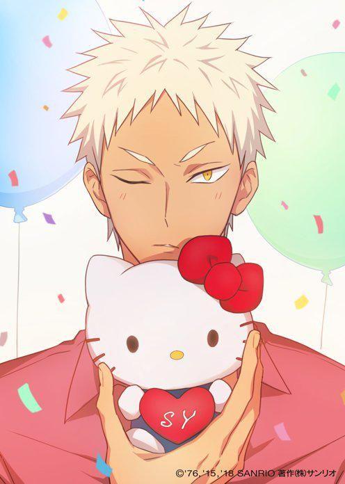 Shunsuke Yoshino Sanrio Boys Danshi Sanrio Danshi Anime Haikyuu Anime