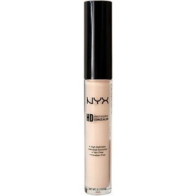 Nyx cosmetics hi definition photo concealer wand eyebrows darkness and color correcting concealer - Nyx concealer wand medium ...