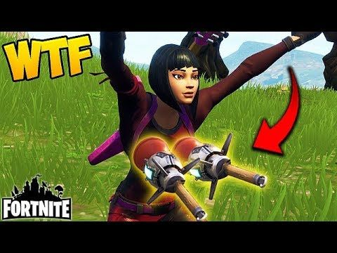 9 000 Iq Clinger Grenade Play Fortnite Funny Fails And Wtf