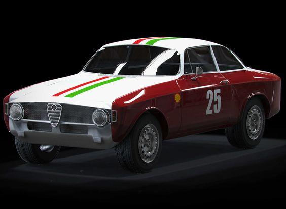 "Confira meu projeto do @Behance: ""Alfa Romeo Giulia"" https://www.behance.net/gallery/44623445/Alfa-Romeo-Giulia"