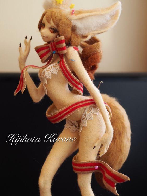 私の羊毛人形を台湾でweb記事として紹介していただきました!|クロネのブログ